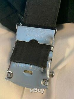 Vtg Suit US NAVY Captain UNIFORM White Dress Shirt Pant Belt Shoulder Board Rank