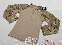 WARARMOR PATA Level L9 Multicam Camo Combat Shirt Pant Knee