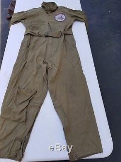 WW2 ATC LT Uniform A-2 Jacket, Ike Jacket, A-4 Suit, Shirt and Pants Named