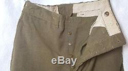 WW2 Army Corporal Wool Uniform, 14th Armored Division, Coat, Shirt, Pants, Belts