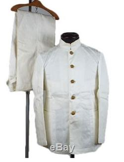 WW2 Imperial Japanese Navy Officer Type 2 Uniform Shirt & Pant Ships Free Japan