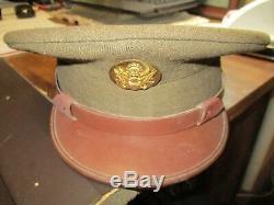 WWII Complete Uniform Ike Jacket Pants Shirt Tie Cap