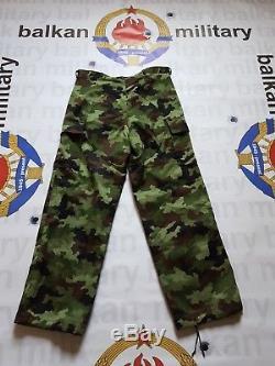Yugoslavia Serbia M87 JNA Army Complete Uniform Jacket Blouse Shirt Pants Rare