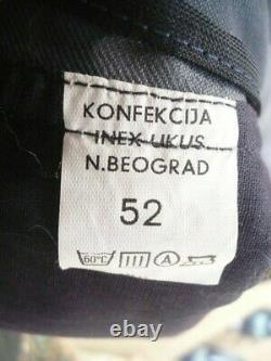 Yugoslavian/Ser PJP posebne jedinice policije amoeba uniform (pants shirt vest)